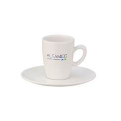 XICARA CAFE EXPRESSO LONGO C/PIRES 75 ML OX